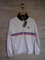 80s casuals terrace Wear Sergio tacchini track suit  top DALLAS jacket  SMALL