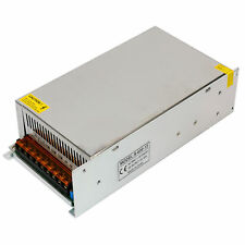 DC 12 V DEL Driver Commutation Power Supply Transformer For DEL Strip CCTV 600 W UK