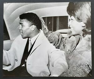 1964 Rare Heavyweight Champion Muhammad Ali Cassius Clay Vintage 1 Photo Boxing