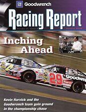 GM Général Motors Racing Report USA Prospectus 2004 ++++++++++++++++++++++++++++++