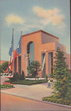 Vintage Chrysler Building Texas   #D18