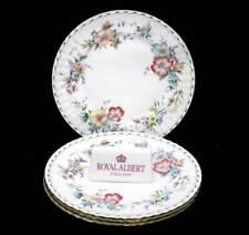 Vintage Royal Albert Constance set of 4 salad entree plates