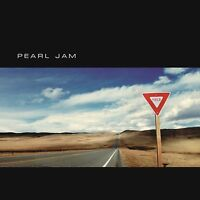 PEARL JAM - YIELD +1 BONUSTRACK  VINYL LP NEW+
