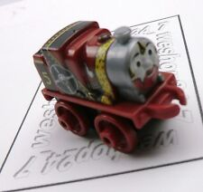 THOMAS & FRIENDS Minis Train Engines 2015 WARRIOR James - NEW ~ Weighted