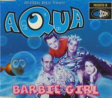 Maxi CD - Aqua - Barbie Girl - #A2409