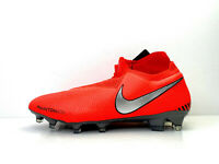 Nike Phantom VSN Elite DF FG Football Red UK 7.5 EUR 42 US 8.5 AO3262 600