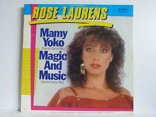 """Rose Laurens – Vinyl 12"""" Maxi – Mamy Yoko"""