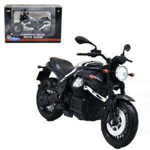 Welly Modèle réduit de moto Miniature Moto Guzzi Griso 1200 8V SE 1/18 NEU