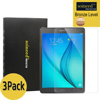 """[3-Pack] SOINEED Samsung Galaxy Tab A 8.0"""" T350 Tempered Glass Screen Protector"""