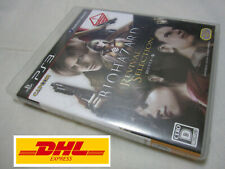 DHL Delivery. English Voice PS3 Biohazard HD Resident Evil Revival Selection