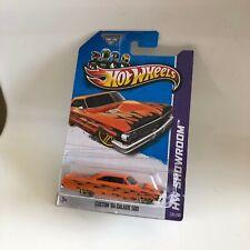 Hot Wheels Custom '64 Galaxie 500 HW Showroom Orange T6