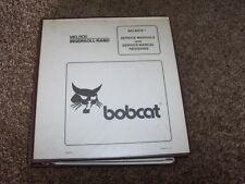 Bobcat Ingersoll Rand 963 BICS Skid Steer Loader Shop Service Repair Manual