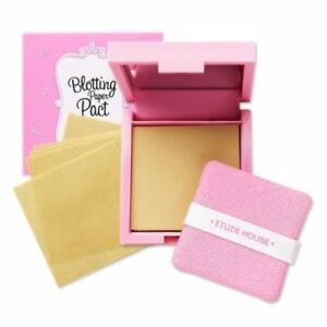 [Etude House] Oil Control Paper Pact 50 Sheets Blotting Paper