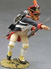 Petits soldats premiers empirés britanniques en plomb peint