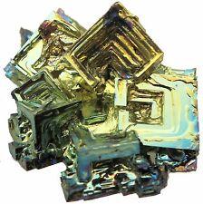 Bismuth Crystal 31 grams - 1 1/2 x 1 1/4 x 1/2  Crystal - BIS077