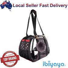 Pet Dog Cat Carrier Travel Transparent Capsule Breathable Shoulder Bag Portable