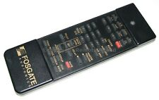 Fosgate Audionics (No #) M-5 A/V Receiver/Amp Remote Control **AS-IS for Parts**