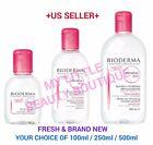 bioderma SENSIBIO H20 H2O Makeup and Cleansing Micellar Water Sensitive Skin NEW