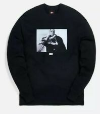 Kith x Biggie Smalls Gimmie The Loot L/S Tee Black Size Small *Ready to Ship*