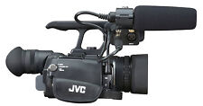 JVC GY-HM100E Camcorder ProHD solid state handheld 3-CCD camcorder