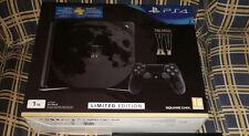 AGOTADA CONSOLA PS4 Slim 1Tb Final Fantasy XV Limited Edition Nueva PAL/ESPAÑA!!