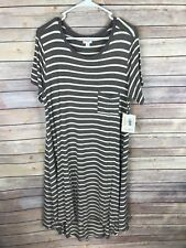 LuLaRoe Carly Dress  Size  L
