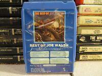 JOE WALSH Best of (8-Track Tape)