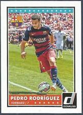 PANINI AMERICA-DONRUSS 2015- #071-FC BARCELONA-PEDRO RODRIGUEZ