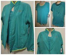 NWT SKECHERS 2 PCS Performance Athletic Jacket & Short Sleeve T/Shirt Size Med
