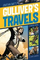 Gulliver's Travels: A Graphic Novel [New Book] Graphic Novel, Paperbac
