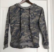 Charlotte Russe Camo Sweatshirt Hoodie. Size XS