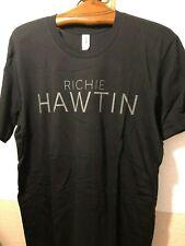 T-Shirt schwarz, Richie Hawtin, Größe S