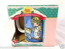 Vintage Precious Moments Collectible 1996 Holiday Mug Home for the Holidays Nib