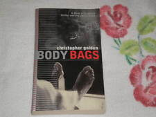 Body Bags Vol. 1 by Christopher Golden      *Signed*
