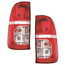 TOYOTA HI-LUX 2012-> REAR TAIL LIGHTS 1 PAIR O/S & N/S