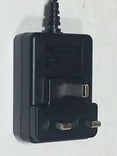 Philips Switching Adapter Supply 12V 500mA UK plug A6000M104