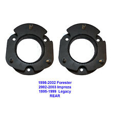 """2""""Subaru Rear Lift spacers 2002-07 Impreza,Outback,1998-02 Forester,9599-Legacy"""