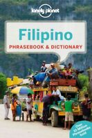 Lonely Planet Filipino Tagalog Phrasebook & Dictionary, Paperback by Lonely P...