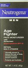 Crema Hidratante Facial Para Hombres - Con Proteccion Solar Antiedad Antiarrugas