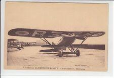 AK Dugny, Bourget, Seine-Saint-Denis, Nieuport 62 - Militaire 1915