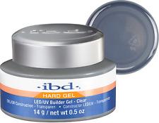 IBD LED/UV Builder Gel Clear - 0.5oz # 61177 (AUTHENTIC) *