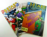 DC BATMAN: GOTHAM ADVENTURES (2002) #54 57 58 ANIMATED SERIES Lot NM Ships FREE!