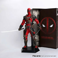 "Crazy Toys Deadpool PVC Action Figure Collectible Model Toy 12"" 30cm"