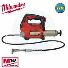 Milwaukee 18V M18GG-0 Cordless Grease Gun - Bare Unit - Body Only