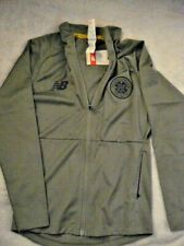 Celtic FC New Balance Zip Up Football Top Size MB 134cm. 9 Years New With Tag