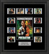 Predator 1987 Framed 35mm Film Cell Memorabilia Filmcells Movie Cells