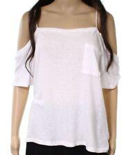 ec0cd10255b89 Treasure   Bond White Women s Size Small S off Shoulder Knit ...