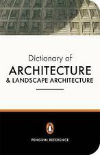 The Penguin Dictionary of Architecture and Landscape Architecture by Hugh Hon...