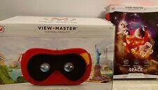 View Master Virtual Reality Starter Pack First Look Space Qvc Boy Girls 7 Mattel