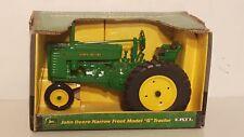 Ertl John Deere G 1/16 diecast metal farm tractor replica collectible